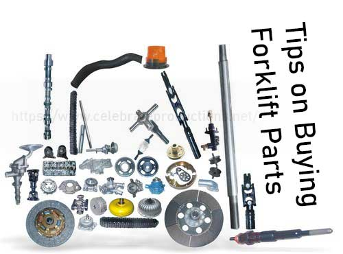 Tips on Buying Forklift Parts